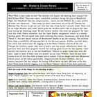 Weekly Newsletter Template
