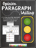 Weekly Paragraph Writing