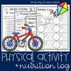 Weekly Student Physical Activity and Nutrition Log