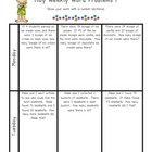 Weekly Word Problems May - 2nd Grade