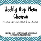 Weekly iPad & iPod App Menu: Chevron
