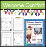 Welcome Comfort: A Book Study and Craftivity