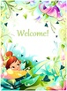 Welcome Signs x 32 - Classroom/Teachers Resource - 32 pages