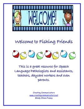 Welcome To Fishing Friends