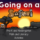 Welcome to the Jungle Pre-K and Kindergarten Literacy and