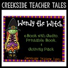 Wendy the Witch (eBook with Audio, Printable Book, & Activ