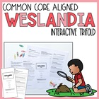 Weslandia Trifold (5th Gr. Reading Street 2011 Edition)