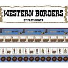 Western Bulletin Board Borders