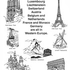 Western Europe Song MP3 from Geography Songs CD