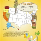 Western States-&#039;Our United States Series&#039; 32-Page Thematic