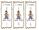 Western Theme Alphabet Round-Up Game