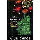 Westing Game  Clue Cards
