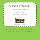 Wetlands WebQuest (Website access included)