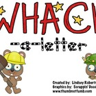 Whack-A-Letter