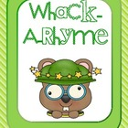 Whack-A-Rhyme