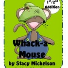 Whack-a-Mouse: Addition