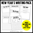 What Are Your Resolutions?: A New Year's Writing & Share T