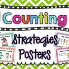 Counting Strategies Posters {Chevron}