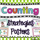 What Do Good Counters Do? {Counting Strategies Posters Pri