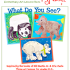 What Do You See? Art Lesson Plans
