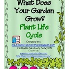 sailBTS What Does Your Garden Grow? Plant Life Cycle