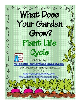 What Does Your Garden Grow? Plant Life Cycle