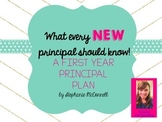 What Every First Year Principal Should Know- free e-book