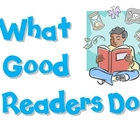 What Good Readers Do Poster Set