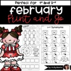 What I'm teaching for February Pack { CCSS }