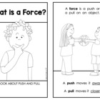 What Is A Force? (Science Reader: Push and Pull)