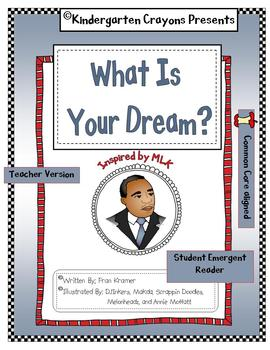 What Is Your Dream? Inspired By Martin Luther King Jr.