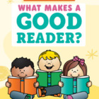 What Makes a Good Reader? {Reading Strategy Posters}