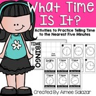 What Time Is It? {Common Core Aligned}