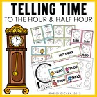 What Time Is It? (Telling Time to the Hour &amp; Half Hour)