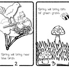 What Will Spring Bring? Two 4 page early reader about Spri