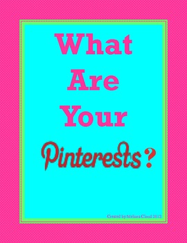What are your Pinterests? Pink II