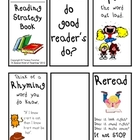 """What do good reader's do?""-  Mini Booklet"