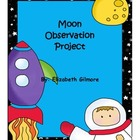 What do you wonder about the Moon?- Moon Observation Project