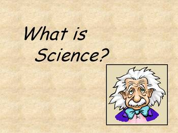 What is Science?  Einstein, Optical Illusions, and Magic