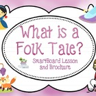 What is a folk tale SmartBoard game