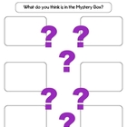 What is in the Mystery Box? templates
