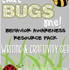What&#039;s BUGGING you? Behavior Awareness Packet