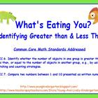 What&#039;s Eating You? Comparing Greater Than and Less Than fo