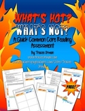What's Hot, What's Not Classroom Activity for any Content Area