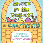 What's In My Basket? A Craftivity (for Spring and Easter)