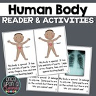 What&#039;s Inside My Body? {Reader with Pocket Chart Cards &amp; Labels!}