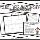 What's in a Name? Probability Pack