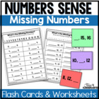 What's the Missing Number- Number Order