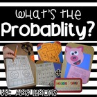 What&#039;s the Probability?  Math Activities
