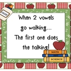 When 2 Vowels Go Walking